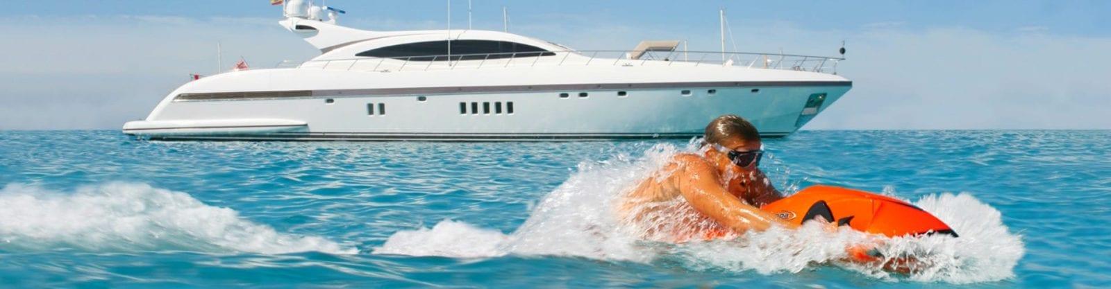 Yacht a noleggio: i 5 piccoli grandi piaceri per i viaggiatori di lusso