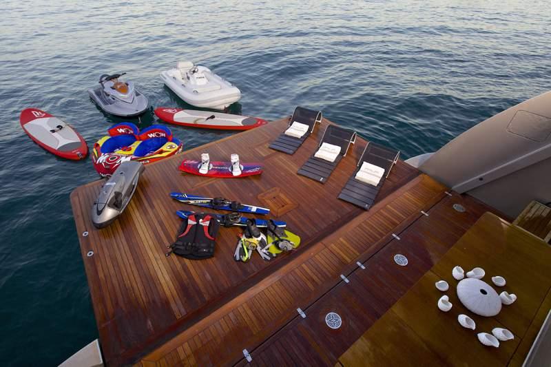 Una crociera in yacht al festival di Cannes 2018