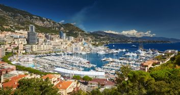 Yacht Ports of the Côte d'Azur: St Tropez to Monaco