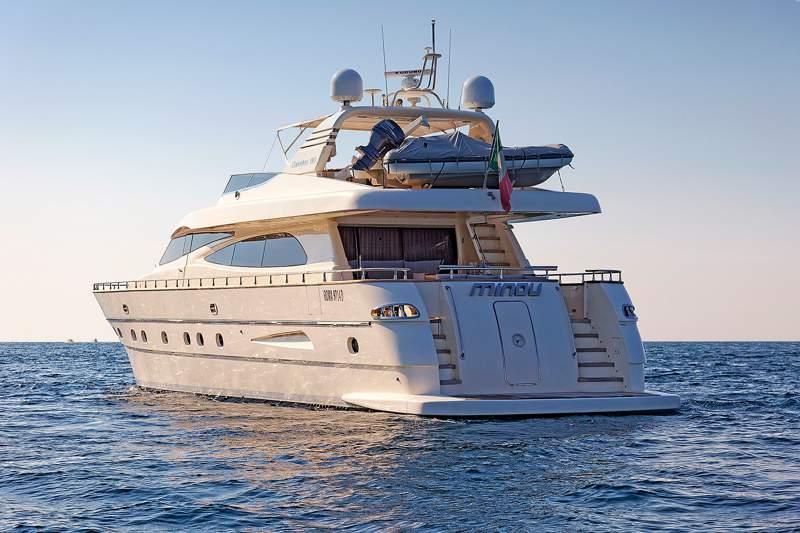Minou Canados Luxury Yacht Charter 0001