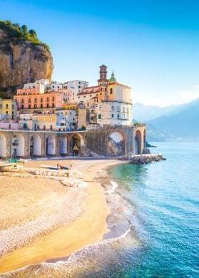 Yacht charter Capri & Amalfi Coast