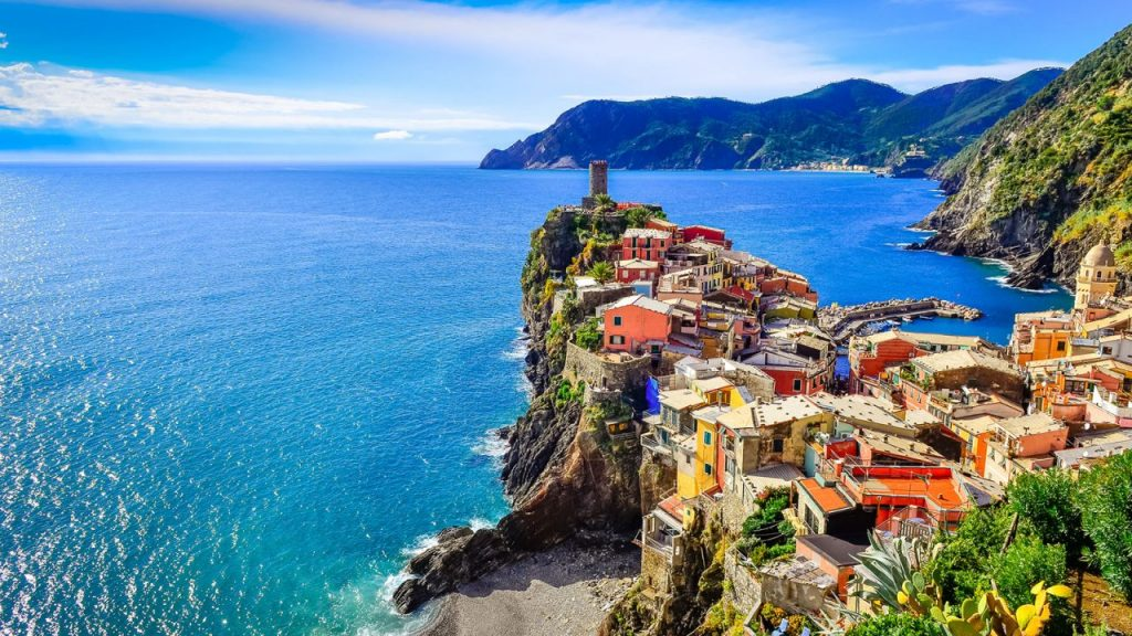 LIGURIA: THE CHARM OF CINQUE TERRE AND MORE