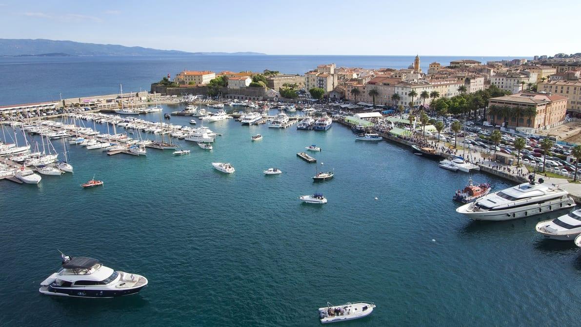 Ajaccio: The scent of Corsica