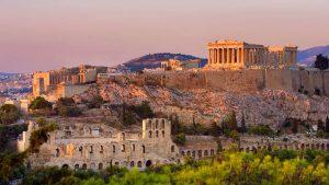 Афины: Культурный центр Греции