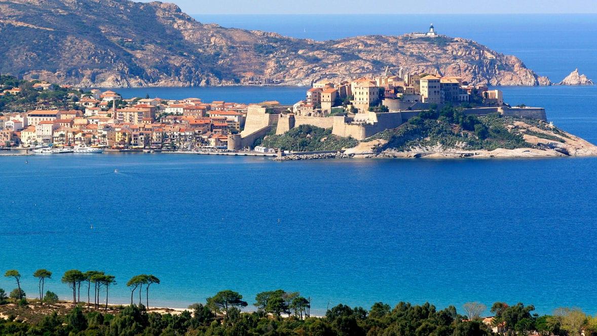 Calvi: Discover the north of Corsica