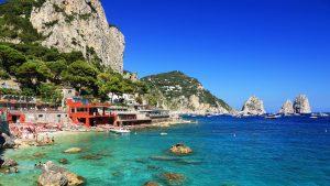Капри: Море и элегантность