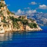 Corfù, in Grecia, in yacht di lusso a noleggio