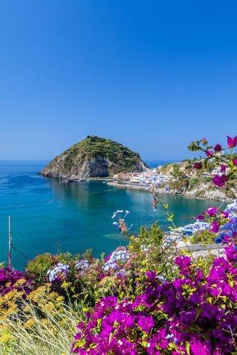 Ischia and Ponza yacht Charter