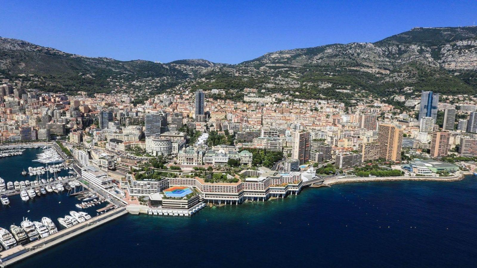 Чартер яхт в Монако
