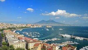 Неаполь: город солнца и моря