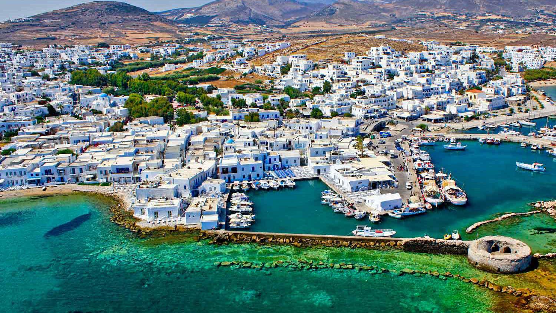 Парос: Греция, в которой приятно гостить