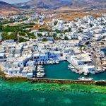 Scoprire Paros in yacht di lusso a noleggio
