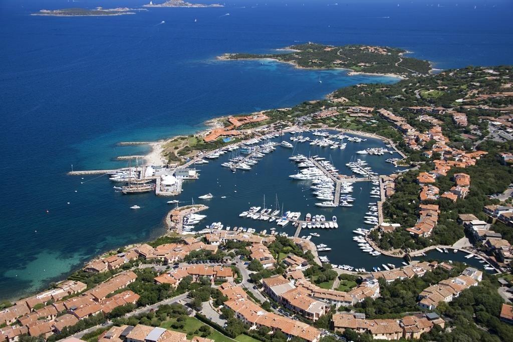 Порто Ротондо: Роскошная Сардиния
