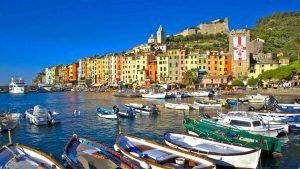 Портовенере и Пальмария: Очаруйтесь красотой Лигурии