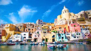 Прочида: Спокойная гавань неаполитанского залива