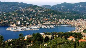 Рапалло: Красота моря и берегов Лигурии