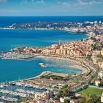 SANREMO, CITY OF FLOWERS, CASINOS, AND THE SEA