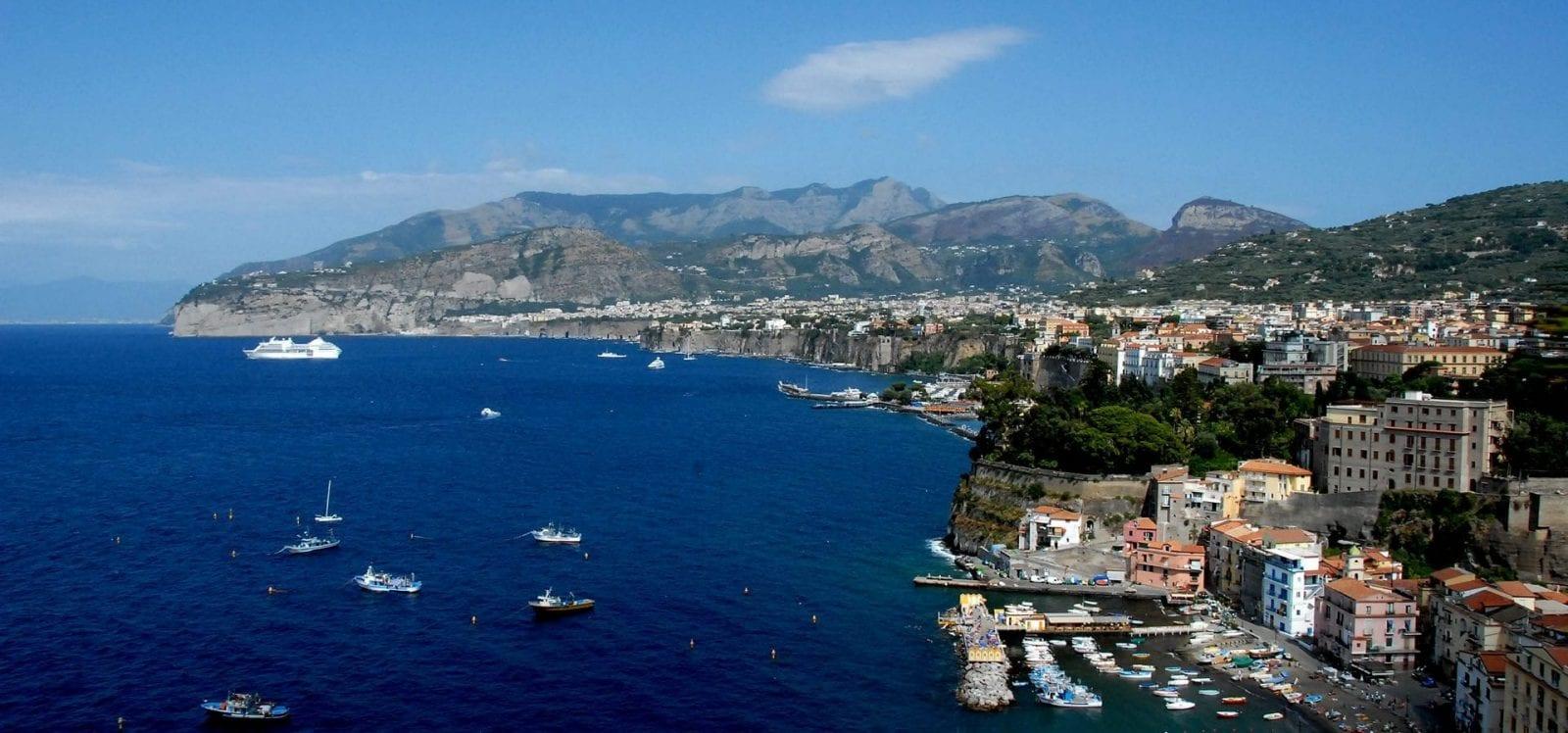 Сорренто: Ароматы Амальфитанского побережья