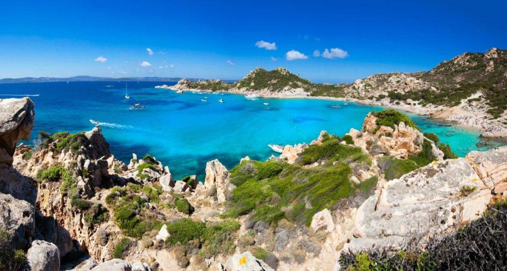 Чартер яхт на Сардинии