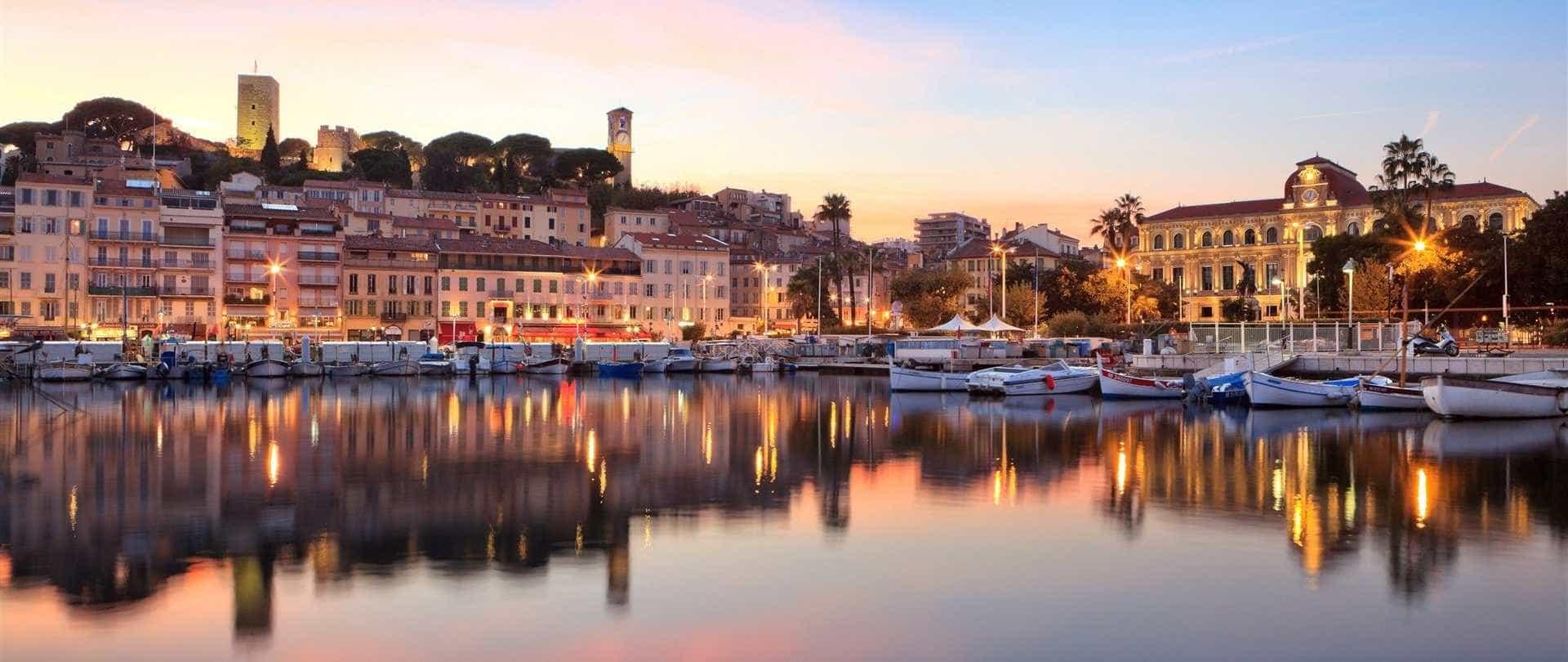 Costa Azzurra in yacht: da Port Grimaud a Cannes