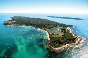 isole lerins yacht itinerario