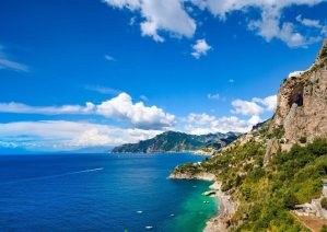 Itineraries along the Amalfi Coast