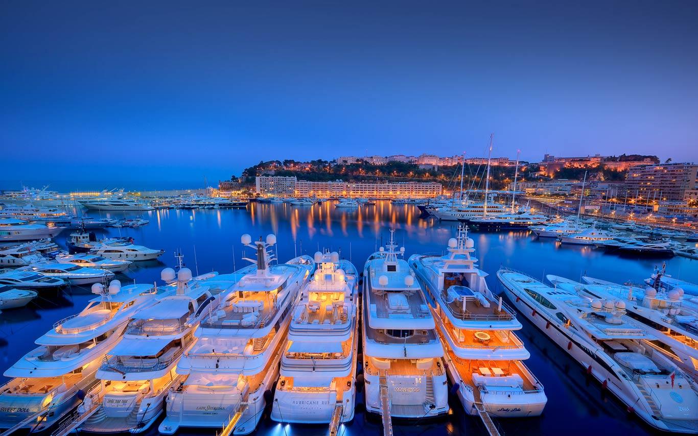 Il Monaco Yacht Show 2016