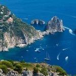 Ischia, Ponza, Capri Yacht Charter