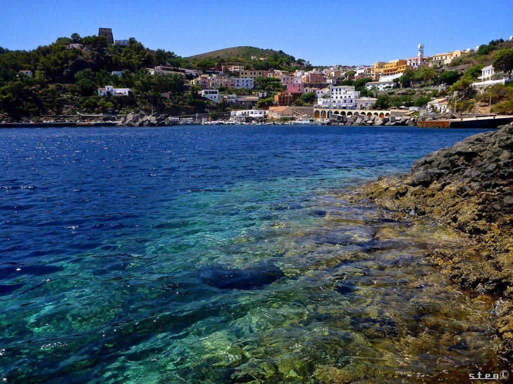 snorkeling sicilia ustica