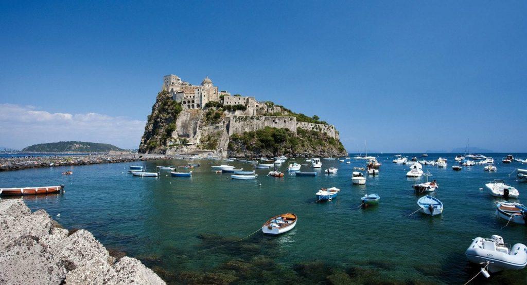 Ischia noleggio yacht lusso