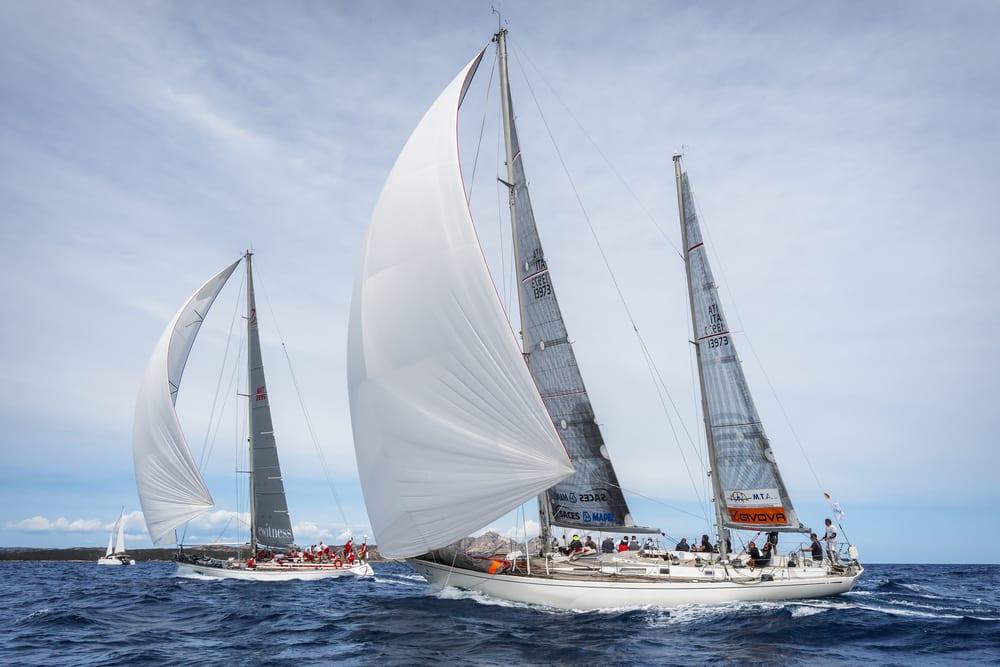 Porto Cervo Sardinia regatta