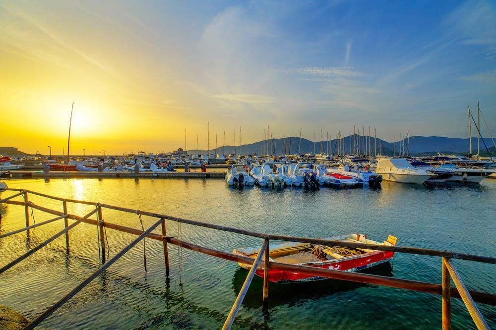 Marina di Villasimius, Sardinia