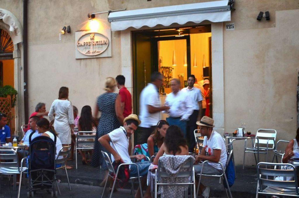Caffe Sicilia A Noto