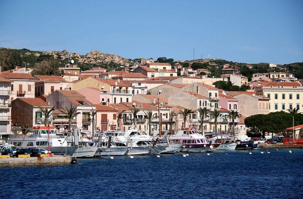 La Maddalena Porto Yacht