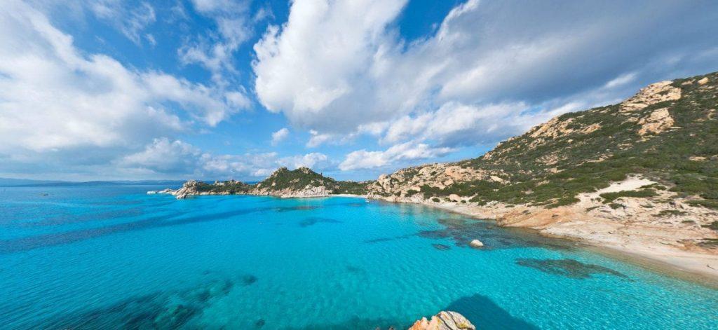 Spargi Cala Corsara Sardegna Nord
