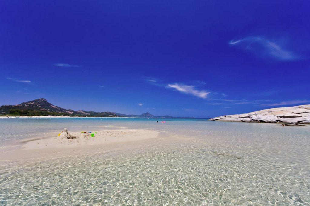spiagge sardegna via mare