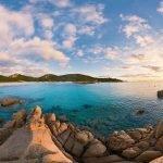 The five best beaches of Costa Smeralda