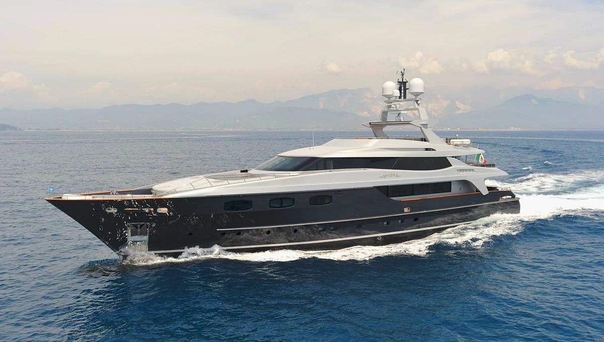 Baglietto Yacht Charter in the Mediterranean