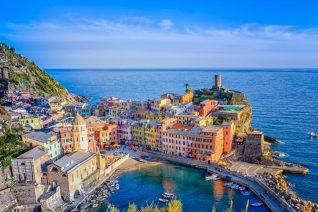 Yachting from Portofino to Cinque Terre