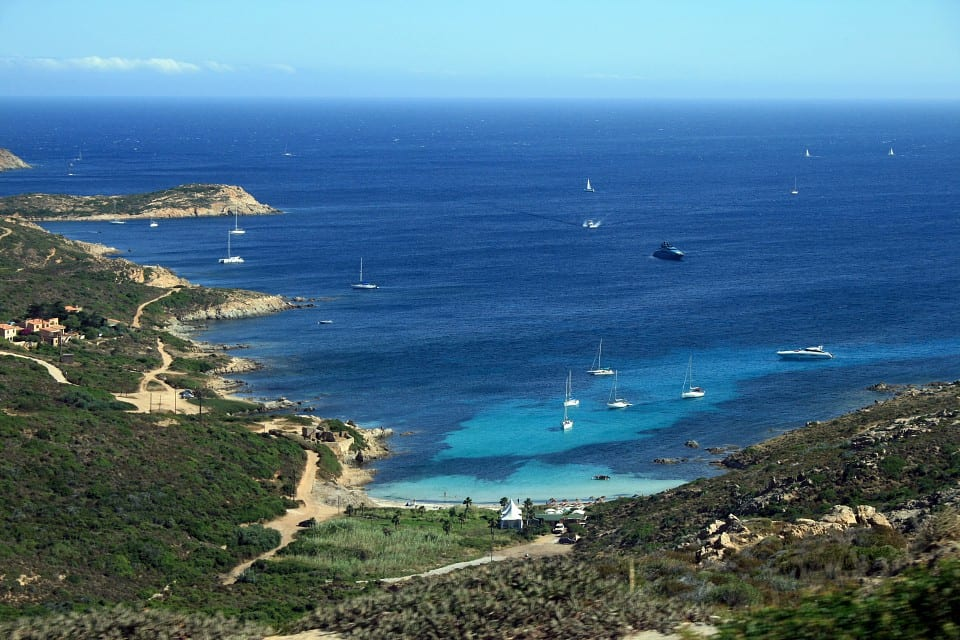Corsica Noleggio Yacht Lusso