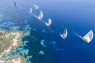 The Porto Cervo regattas
