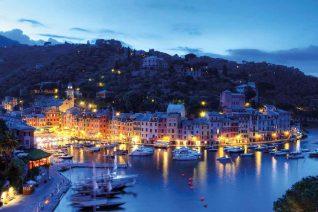 Luxury shopping in Portofino