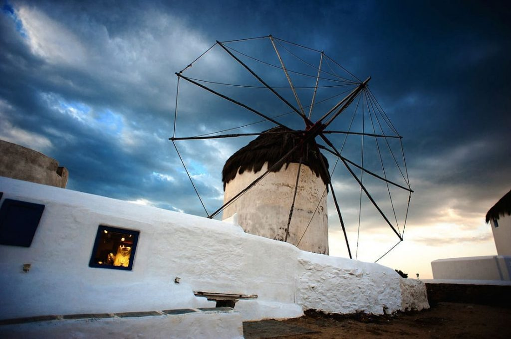 Cicladi Grecia Vacanza Yacht Lusso Noleggio