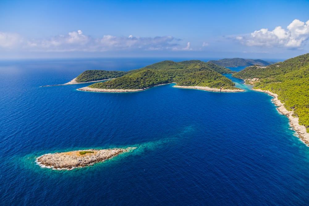 Croatia Mljet yacht charter