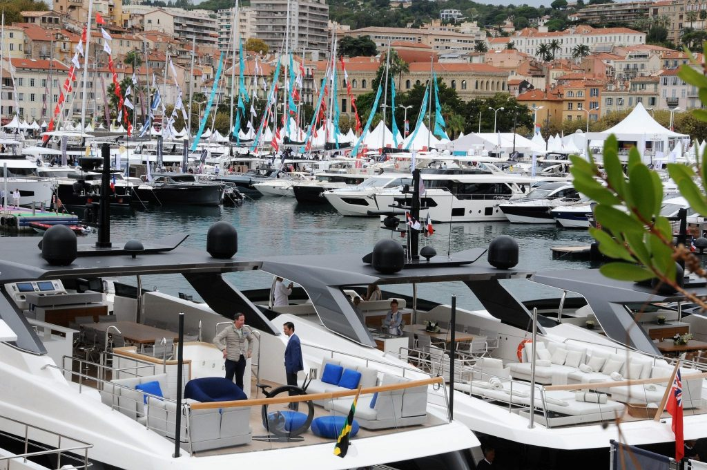 September 2017 Yachting Events in Cannes