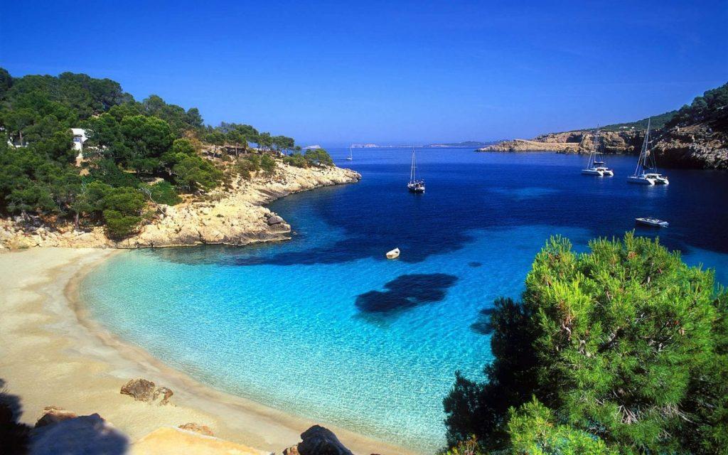 Migliori Spiagge Ibiza Yacht