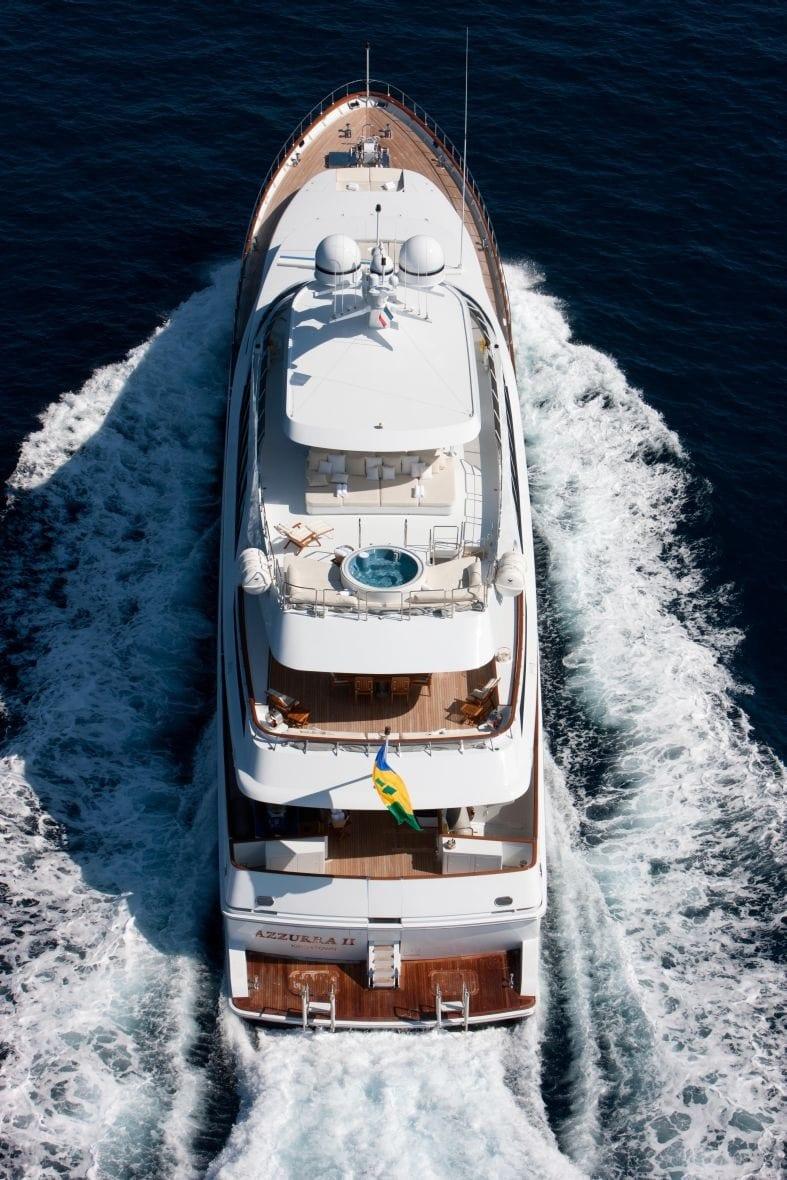 AZZURRA II Yacht Charter | SSY