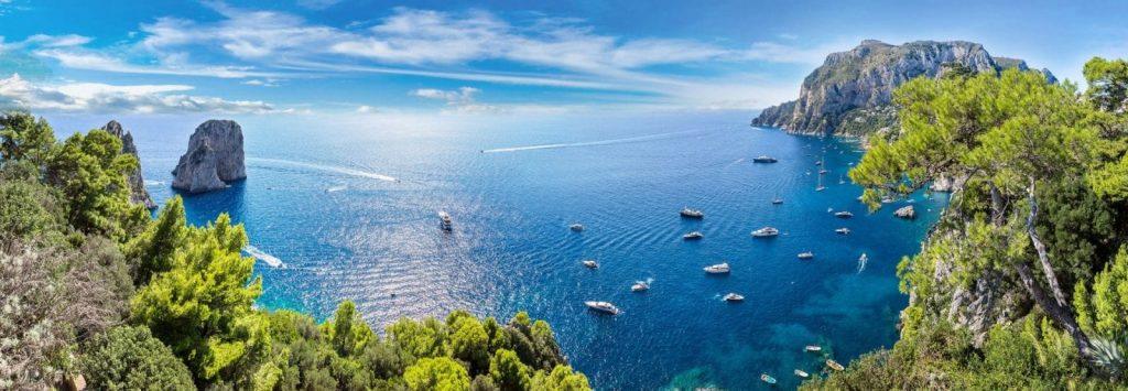 Vacanza Yacht Lusso Capri