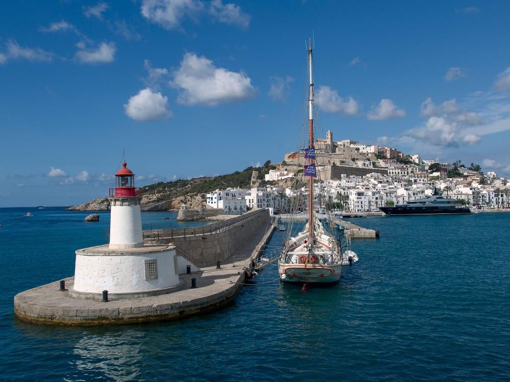 Ibiza Balearics Yacht Charter