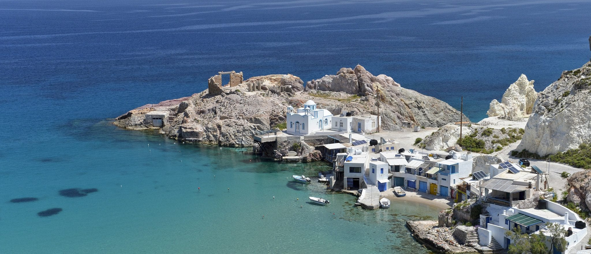 Gli approdi più belli delle Baleari